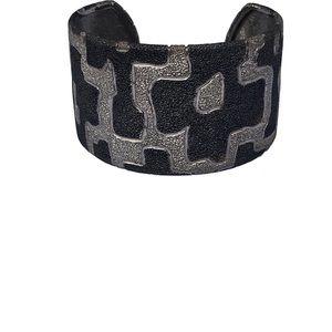 Alex Soldier Crossroads Cuff Bracelet